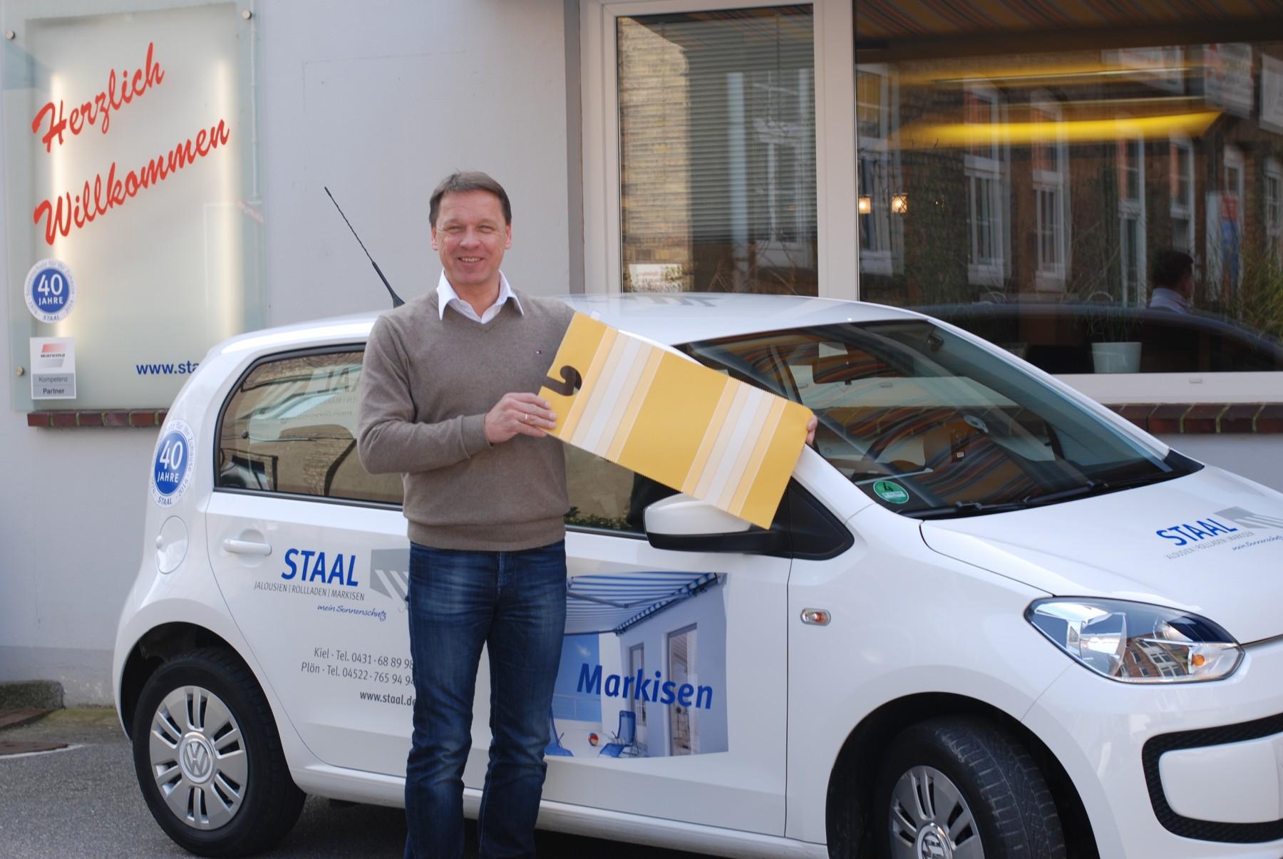 Kostenfreie Vor Ort Beratung von Staal Rollladen und Sonnenschutz in Kiel und Plön