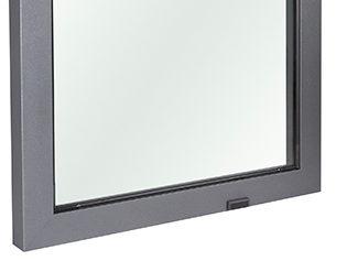 Seitenteil Für Vordächer Aus Aluminium Typ B