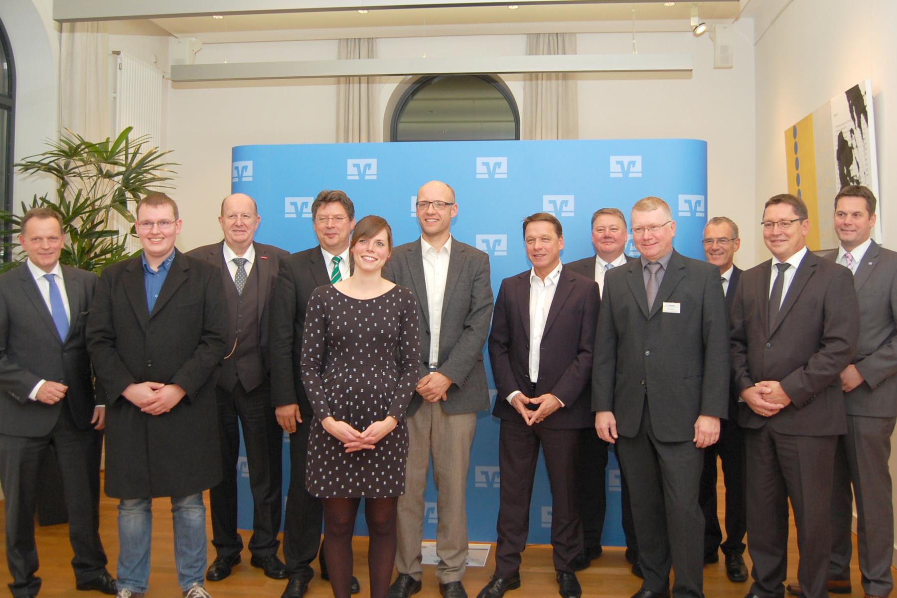 Staal ist Preisträger im VR-Förderpreis Handwerk 2016